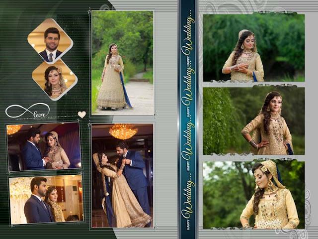 Photo Album Cover Design