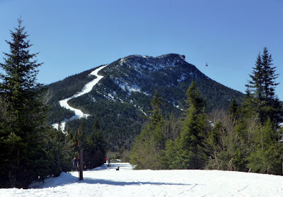 Jay Peak, Easter Sunday 03/27/2016.  The Saratoga Skier and Hiker, first-hand accounts of adventures in the Adirondacks and beyond, and Gore Mountain ski blog.