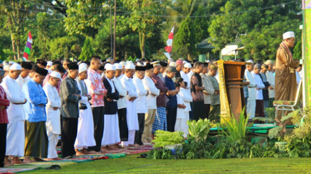 Adab dan Sunnah Berhari Raya (Idul Fithri dan 'Idul Adh-ha)
