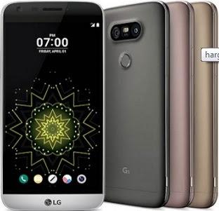 Info Harga HP LG G5 Berikut Spesifikasi dilengkapi Kamera 16 MP + 8 MP