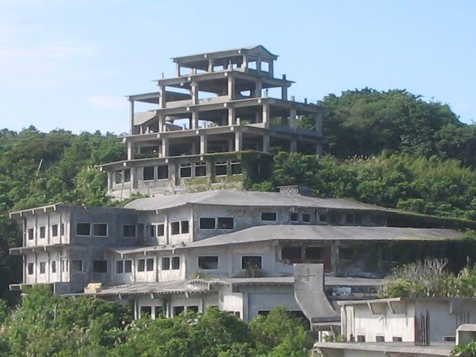 【日本驚心遊】傳說中的沖繩鬧鬼地 中城高原酒店