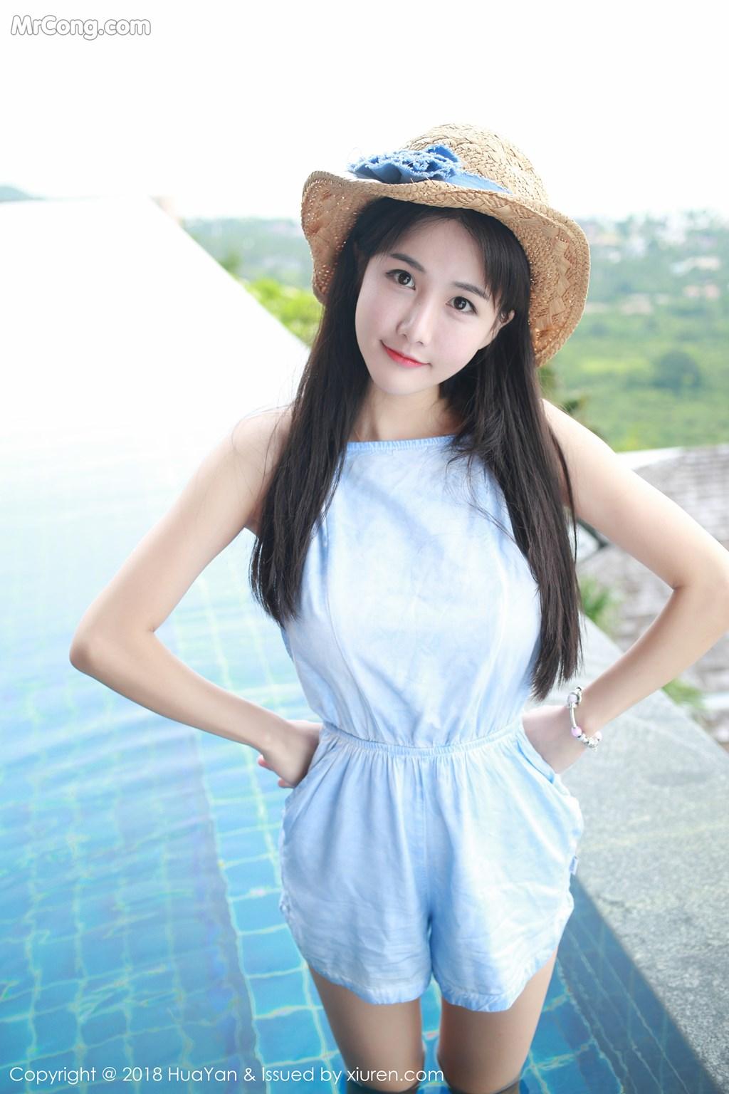 Image HuaYan-Vol.057-Xiao-Mo-Lin-MrCong.com-012 in post HuaYan Vol.057: Người mẫu Xiao Mo Lin (小沫琳) (41 ảnh)