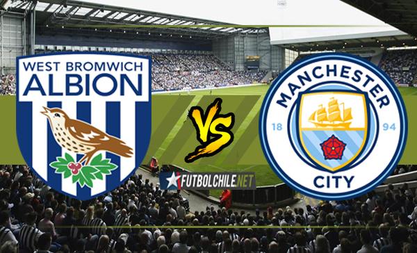 West Bromwich Albion vs Manchester City