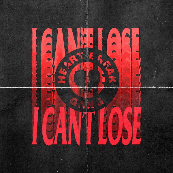Iamsu! - I Can't Lose (feat. 24hrs) - Single Cover
