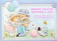 http://misiowyzakatek.blogspot.com/2016/01/3-urodziny-bloga.html