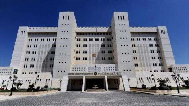 Siria denuncia 'mentiras' de EEUU sobre el uso de armas químicas