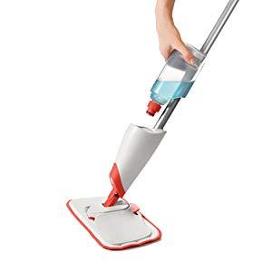Best Spray Mop For Hardwood Laminate Vinyl Tiles Etc
