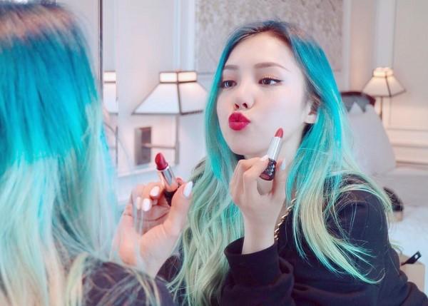 Mới đầu năm mới 2018 3 màu tóc nhuộm sành điệu này đã khiến hội con gái phát cuồng