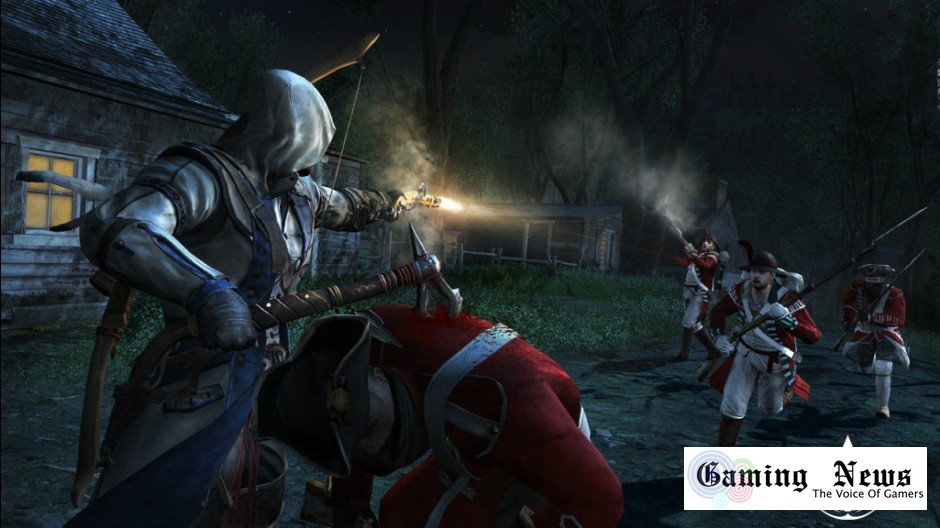 Assassin's creed 3 gameplay Details - MindPixel