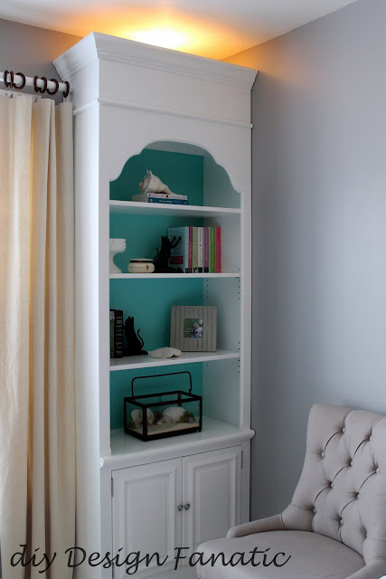 bookcases, diydesignfanatic.com, upcycle, cottage, craigslist