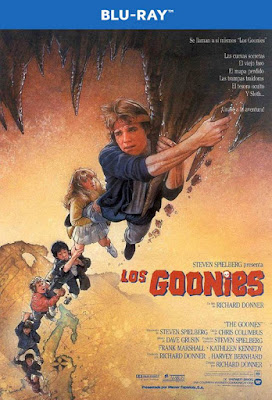 The Goonies 30th Anniversary Edition 1985 BD25 Latino