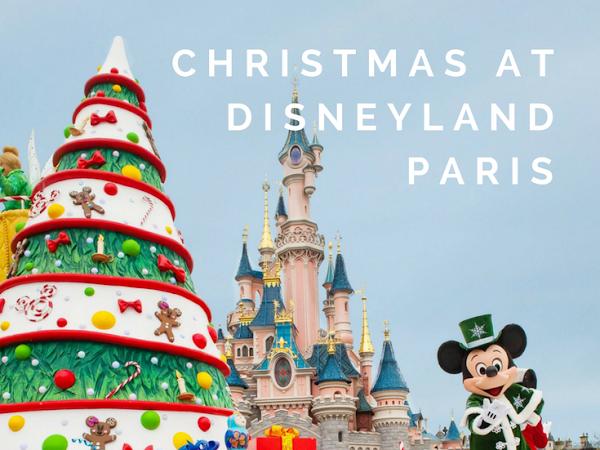 Christmas Day every day at Disneyland Paris