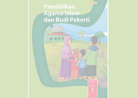 Buku Agama Kelas 1 Kurikulum 2013 Revisi 2017 PDF