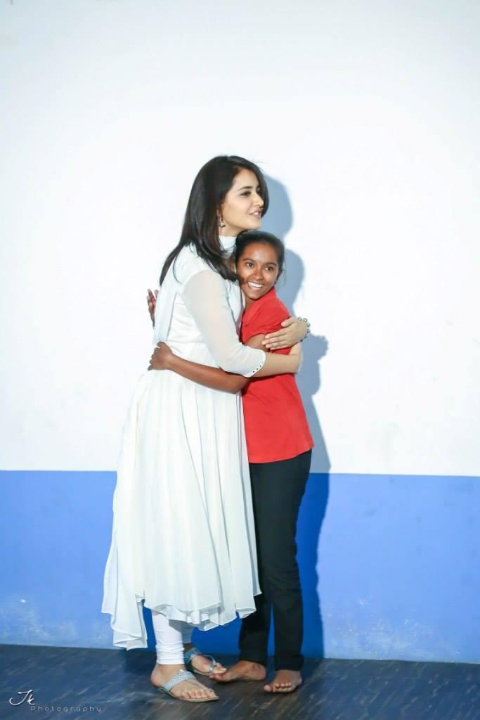 Indian Actress Rashi Khanna Diwali Celebration With Hiv Aids kids ❤
