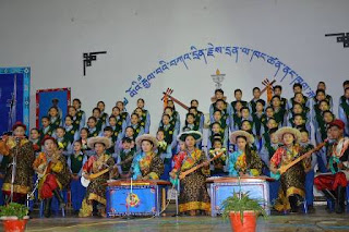 TCV Chauntra Inter House Cultural Song and Dance Competition