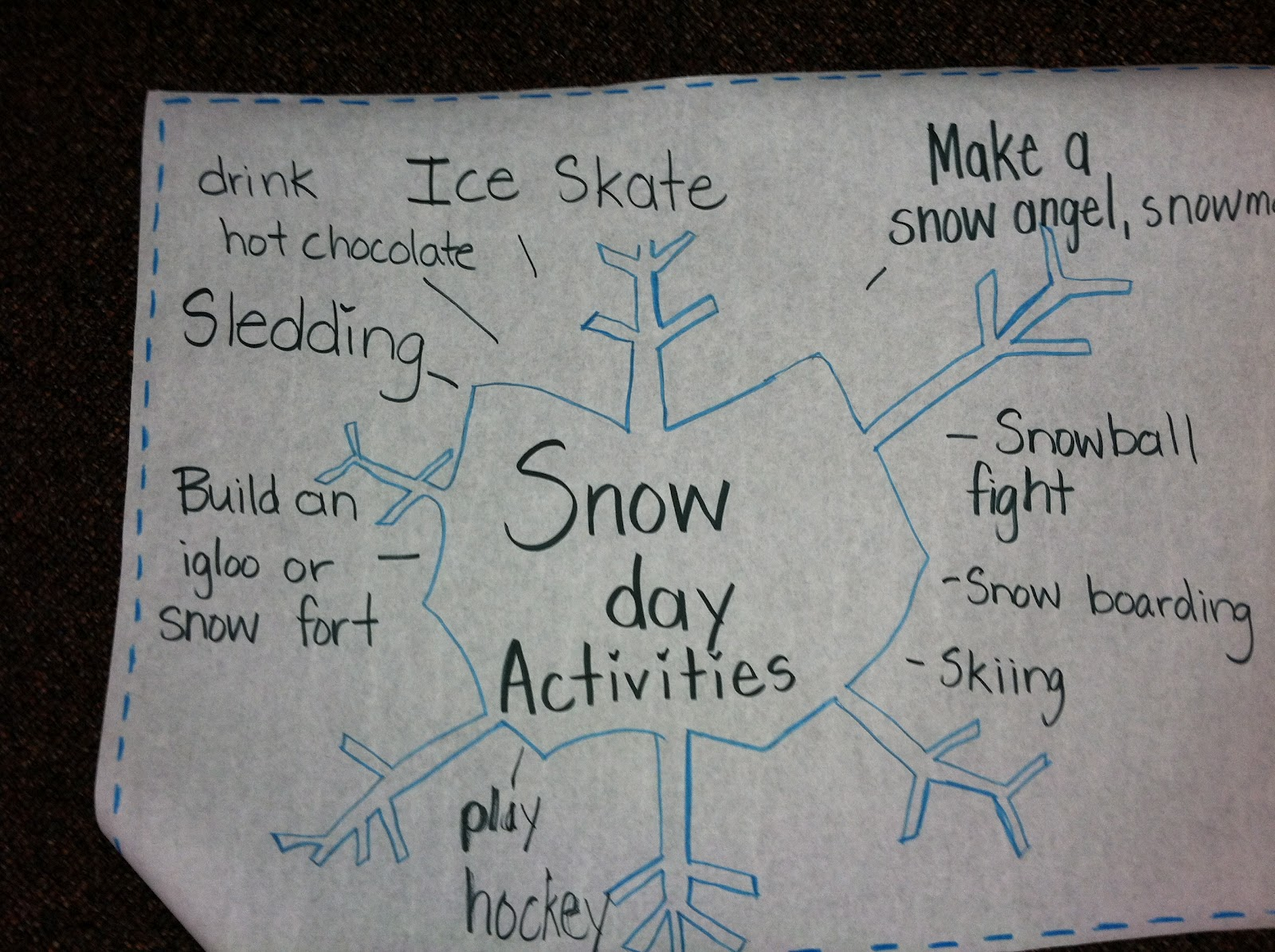 Follow First Grade Our Favorite Snowy Day Activities