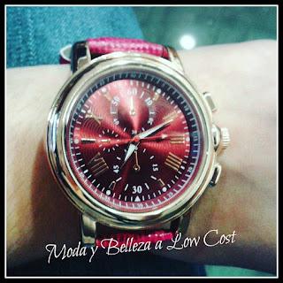 Reloj Rosa AR