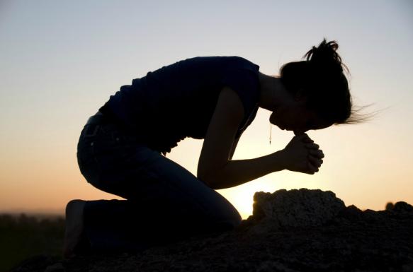 Berdoa di bukit merupakan doa terbaik