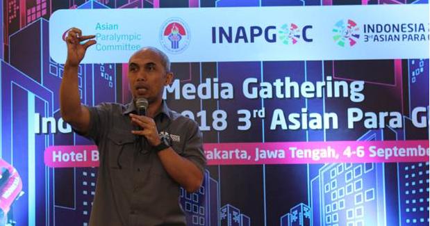 All Sports Indonesia Menyambut Asian Para Games 2018