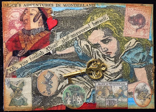 Alice in Wonderland ATC
