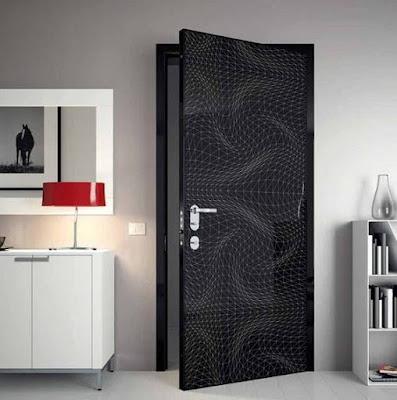 Desain Eksterior Pintu Rumah Minimalis Terbaru