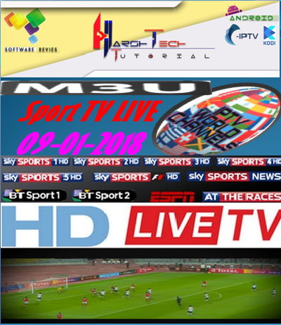 DOWNLOAD AND YOU CAN WATCH FREE SPORT TV M3U LINK CHANNEL ON DEVICE'S SMART TV,PC,VLC,KODI,ALL ANDROID DEVICE'S.
