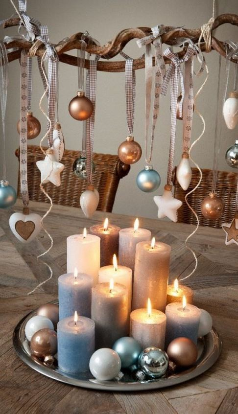 24 Fresh Christmas Centerpieces Ideas That Inspire