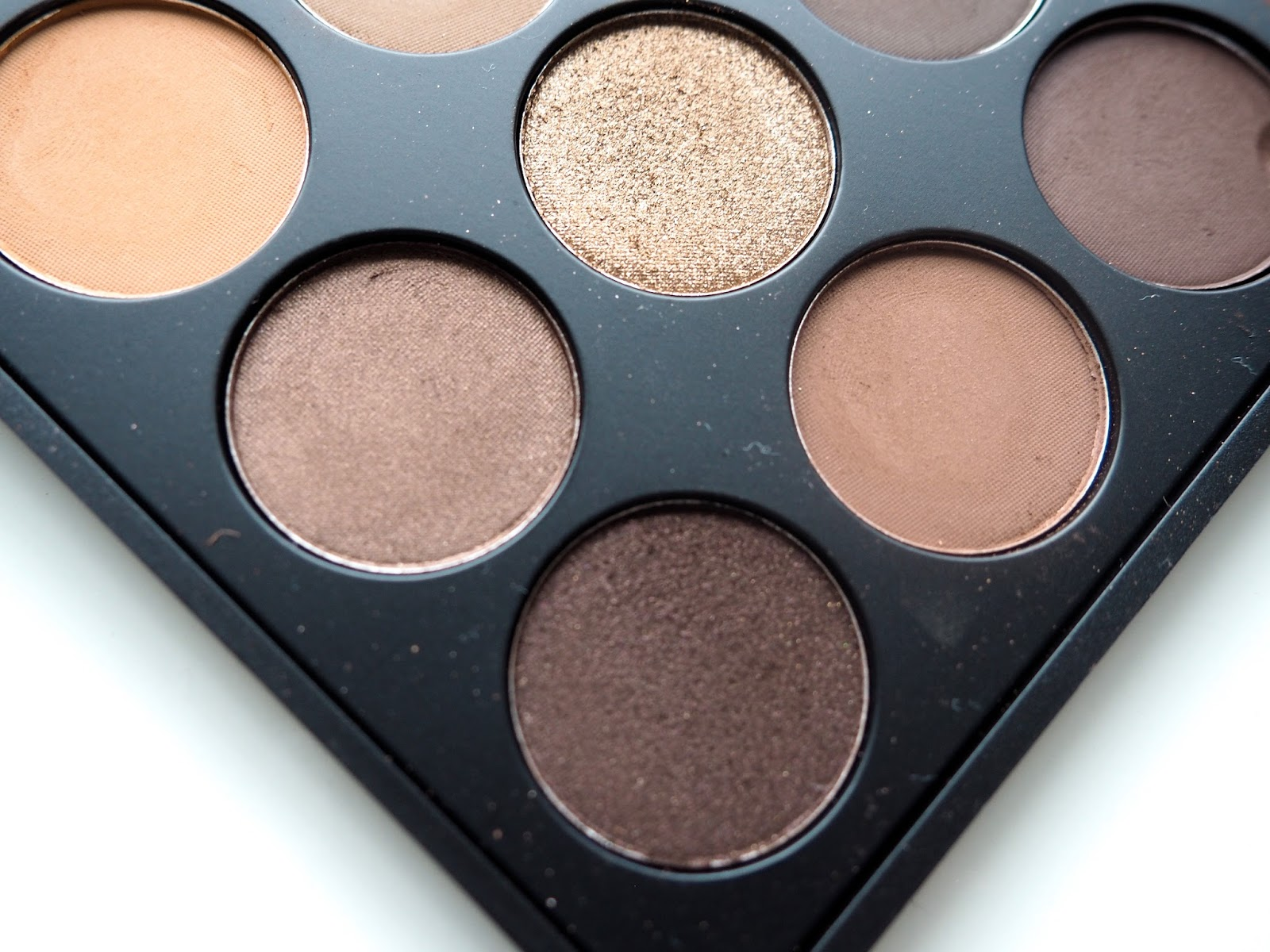 Morphe 35O Eyeshadow Palette It's Cultured Blog Post