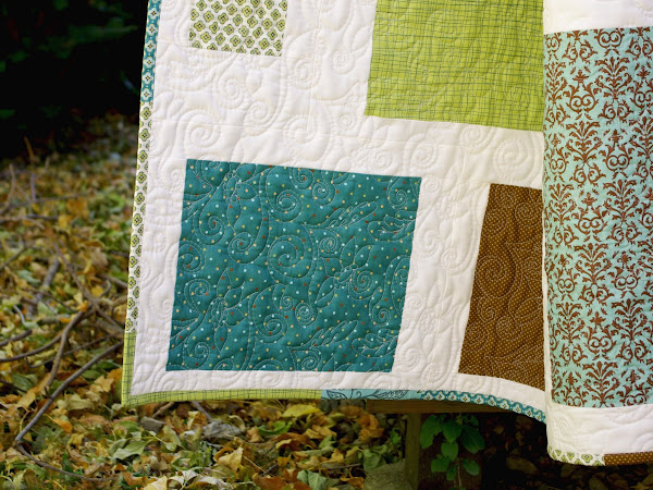 Floating Rectangles Quilt