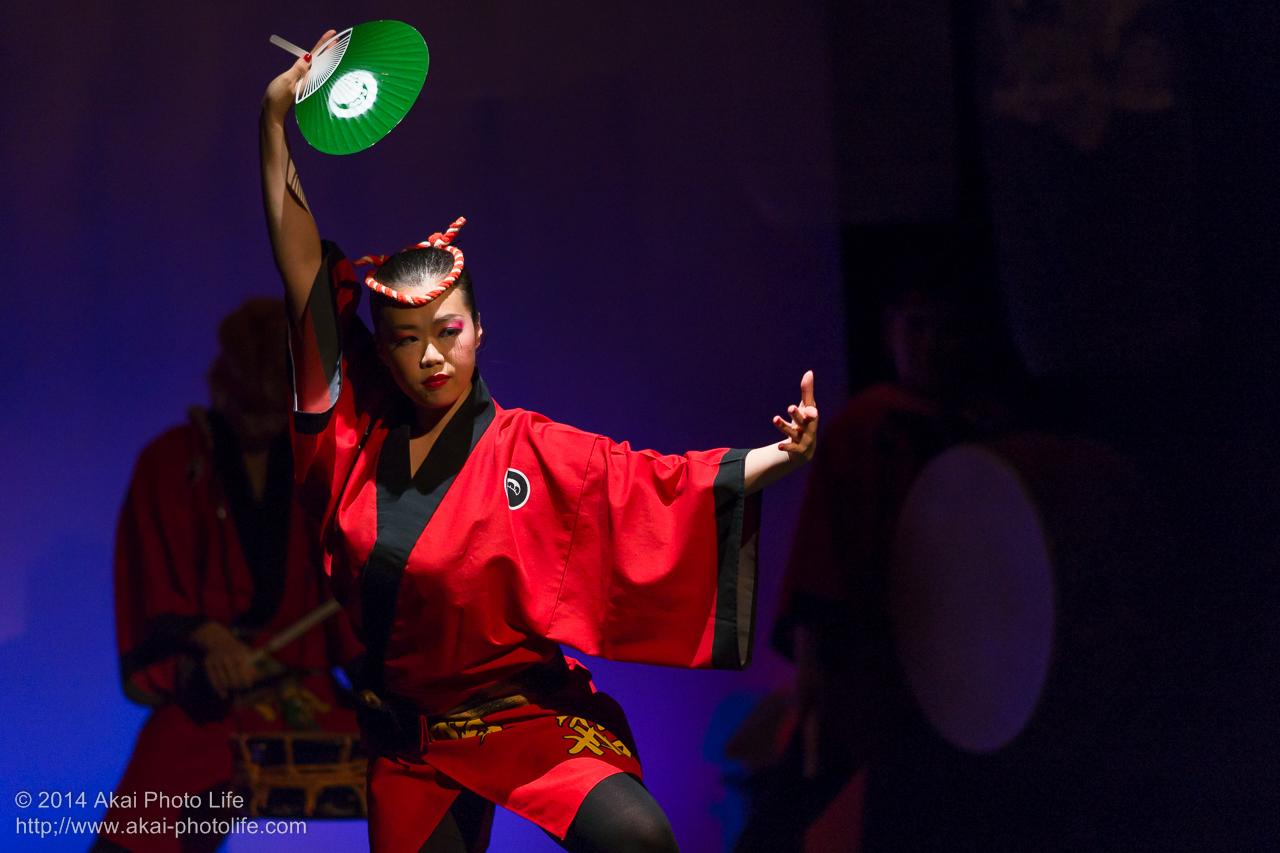 創作舞踊集団 寶船 20周年記念公演 純粋な意図2014 米澤 萌