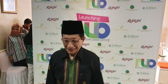 Imam Besar Masjid Istiqlal: 80 Persen Website Islam Dikuasai Kelompok Radikal