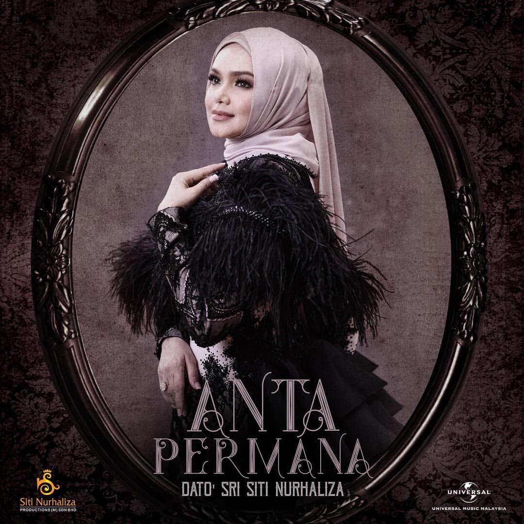 Lirik Lagu Anta Permana - Dato' Sri Siti Nurhaliza | versi akustik lagi merdu!