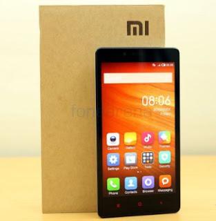 Xiaomi redmi Nota 4G