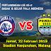 Laga Leg Ke-2 Piala Indonesia Lawan Arema, Radovic Boyong 19 Pemain