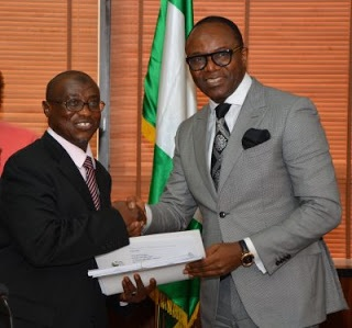New NNPC GMD takes over from Kachikwu