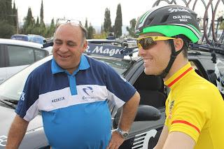 Gonzalo Serrano y Magro Trofeo Guerrita