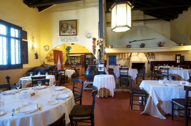 Salones del Mesón de Fuencarral