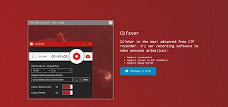 Gifster - Tiện ích miễn phí tạo ảnh gif cho Windows