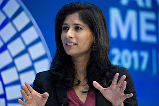 Indian-American Gita Gopinath appointed as Chief Economist of IMF