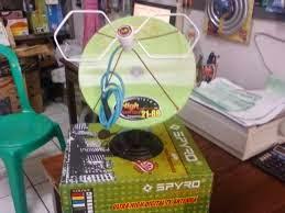 Antena Model Parabola Mini Pabrikan