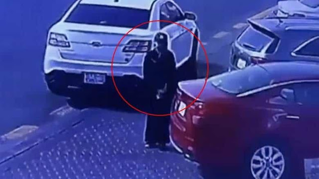 SAUDI POLICE ARRESTED A GIRL FOR STEALING CAR IN A VIRAL VIDEO