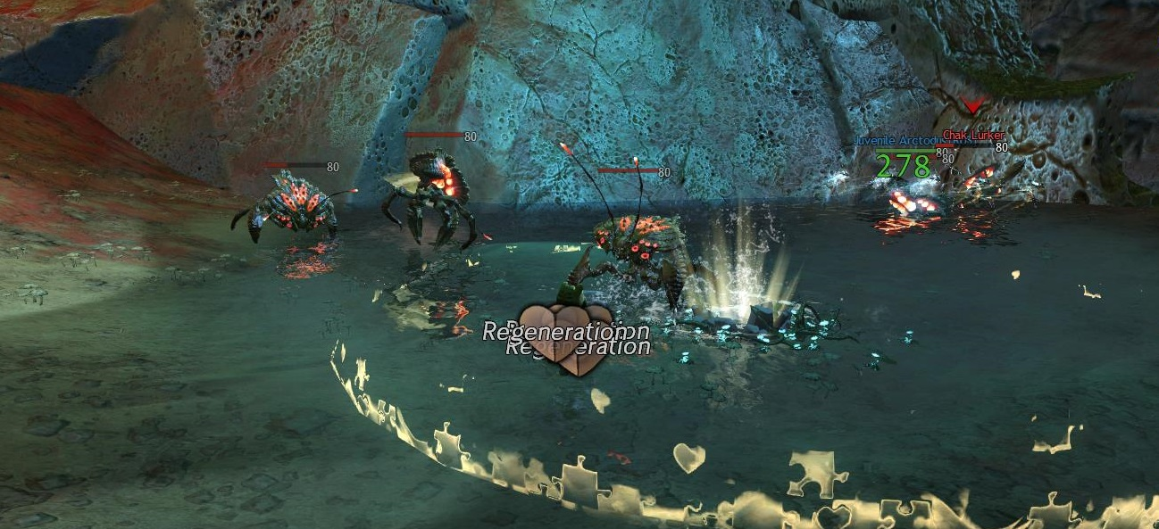 Inventory Full: Soloing In Heart Of Thorns : GW2