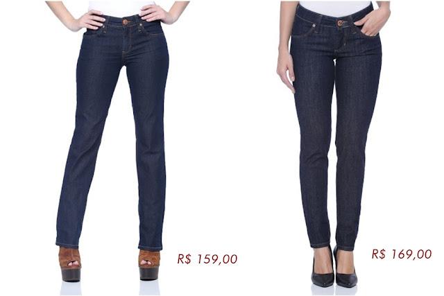 Loja que vende calça jeans