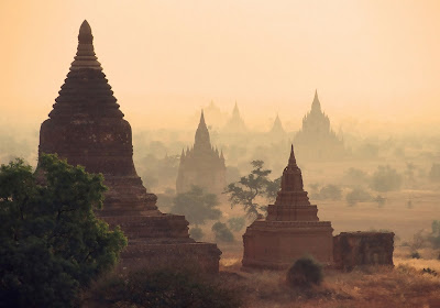 Torrential rains cause damage to Bagan's ancient pagodas