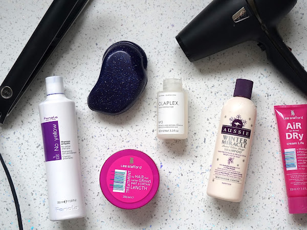 Haircare Routine with ghd, Fanola & Lee Stafford