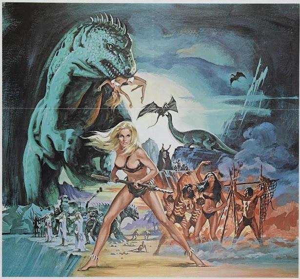 Cuando los dinosaurios dominaban la Tierra...