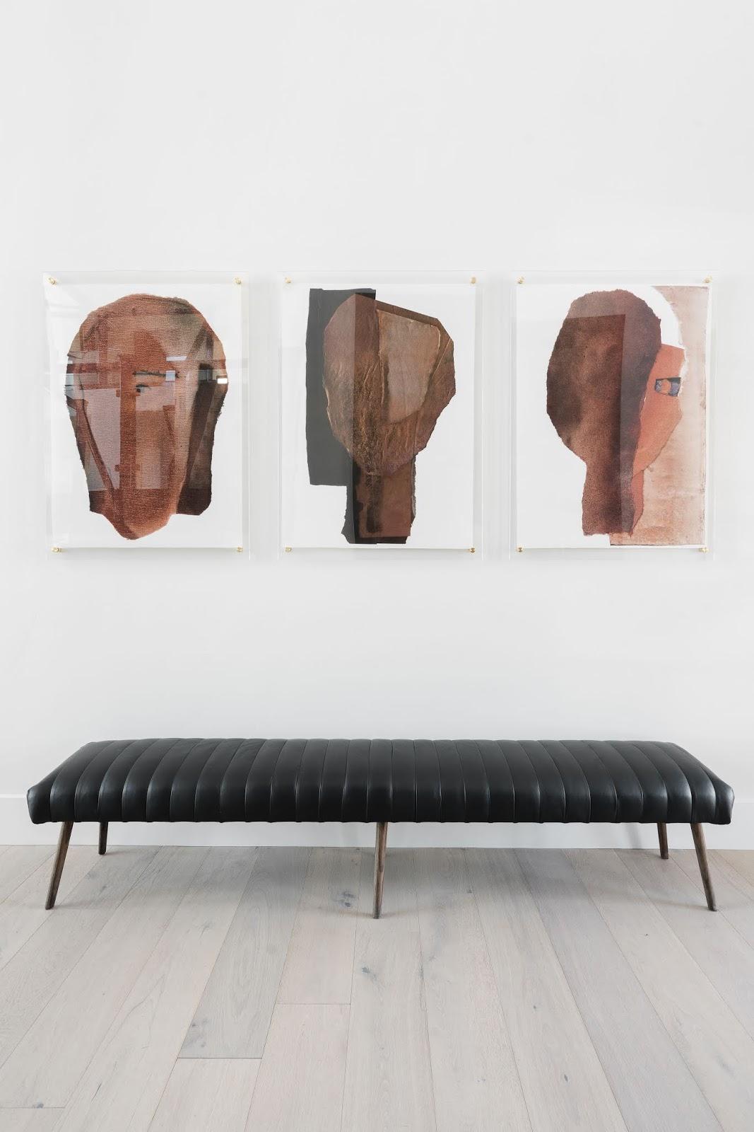 Modern Entry Art, Entry Way Art