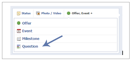 How to Create Poll on Facebook Page