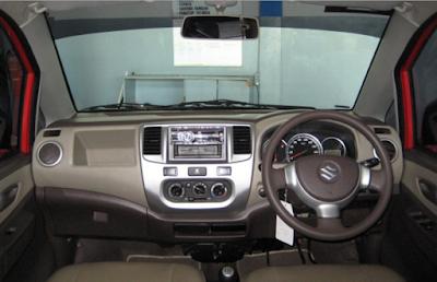 Interior Suzuki Karimun Estilo