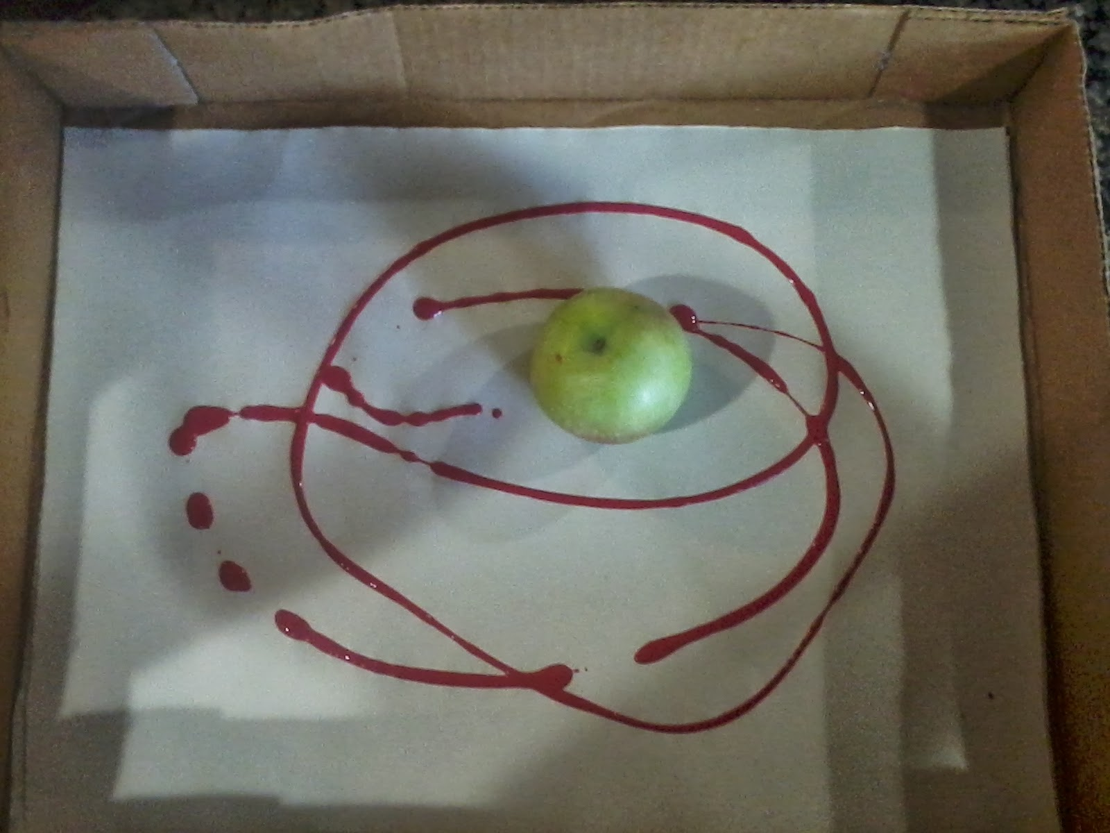 Preschool And More Apples Colors And Circles
